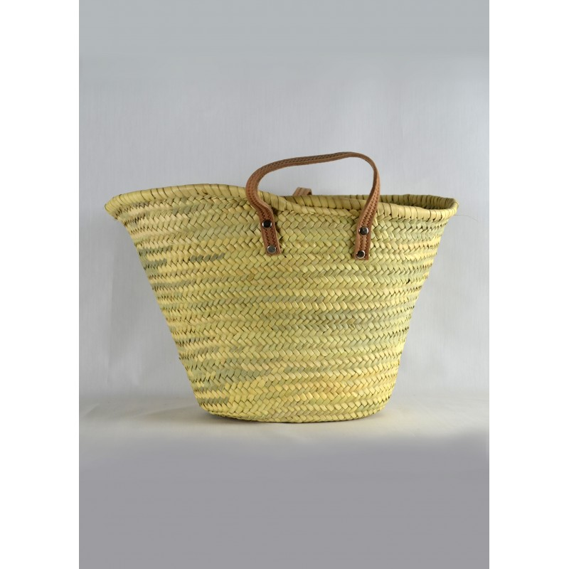 Cesto de palma ubed es artesan a con esparto - Cestos de palma ...