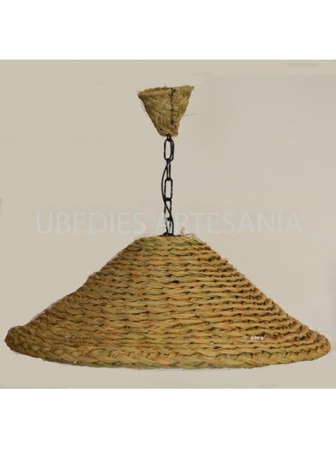 Lámpara de Esparto.