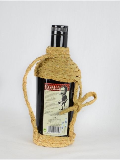 "Grip ""Canalla"" bottle."