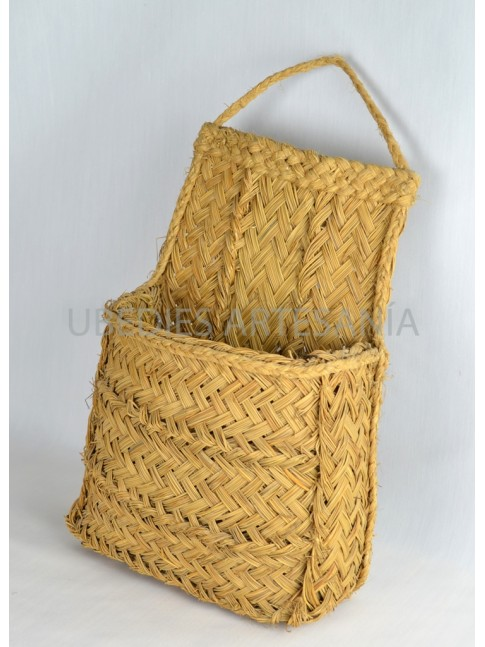 Magazine basket.