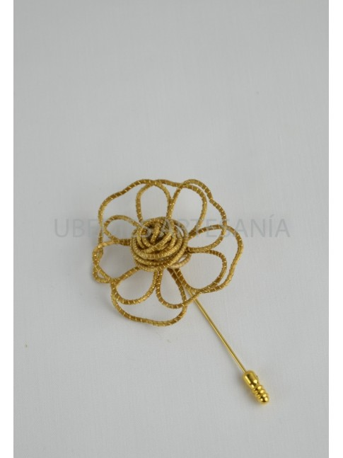 Flower Brooch.