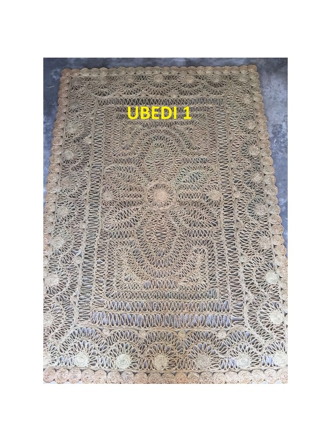 """OFFRE! """"Ubedí"""" Esparto Grass Rugs, shed."""