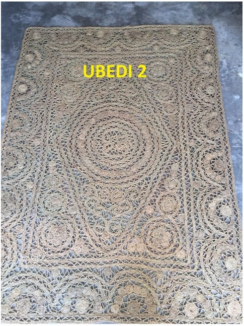 "OFFRE! ""Ubedí"" Esparto Grass Rugs, shed."